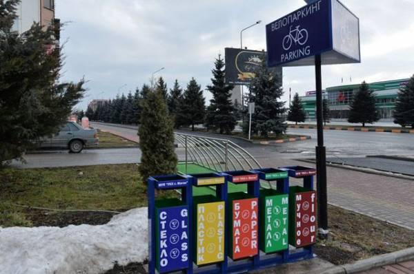 Фото Раздельный сбор мусора, очистка почвы. Экологические мероприятия в регионах