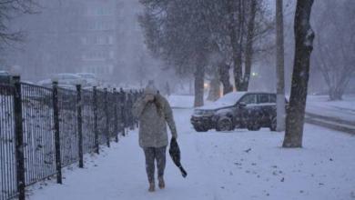 Photo of Москвичей предупредили о мокром снеге и гололедице