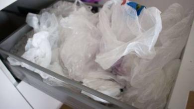 Фото В Греции ввели налог на полиэтиленовые пакеты