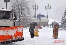 Фото Сугробы в Москве за выходные достигли 55 см