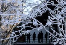 Фото В ночь на 28 февраля в Подмосковье ожидаются 30-градусные морозы
