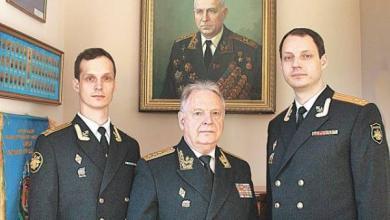 Фото Адмирал, сын адмирала. На службе России уже четвёртое поколение Касатоновых