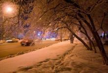 Фото В Москве ночь на 23 февраля оказалась самой холодной с начала зимы