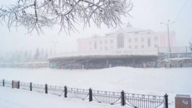 Фото В Красноярске введен режим «черного неба»