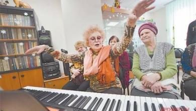 Фото «Времени нет». У московских пенсионеров всё расписано по минутам