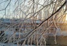 Фото К выходным в Москву вернутся морозы