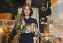 Фото Всё по Правде: змеи, пауки и крысы. Волгоградец превратил фобию в бизнес