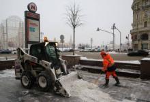 Фото Более миллиона кубометров снега вывезли за сутки со столичных улиц