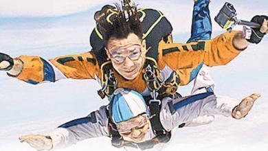 Фото «Железная бабушка». Прыжок с парашютом в 93 года стал для неё лишь началом