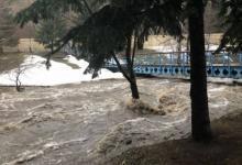 Фото Курорт Белокуриха не пострадал от паводка
