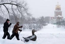 Фото Синоптики пообещали москвичам новый снегопад