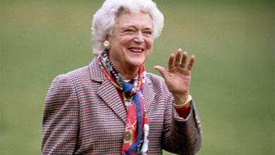 Photo of Лучшая из Бушей. В США скончалась бывшая «первая леди» Барбара Буш