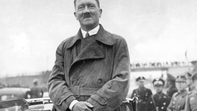 Фото «Великий человек». Как украинская учительница Гитлера поздравляла