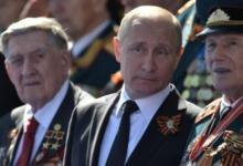 Фото Ветеран прокомментировал инцидент с охраной Путина