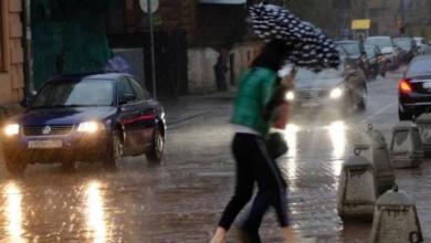 Photo of Москвичей в выходные ожидают похолодание и грозовые дожди
