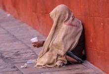 Фото В Ливане скончавшаяся на улице попрошайка оказалась миллионершей