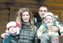 Фото Марьяна Хуснеева: «Трое детей — бизнесу не помеха»
