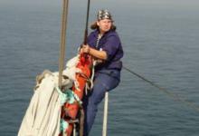 Photo of Женщина на корабле. Как 24-летняя ростовчанка стала помощником капитана