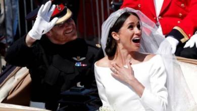 Фото Жена принца Гарри Меган Маркл обзавелась собственным гербом