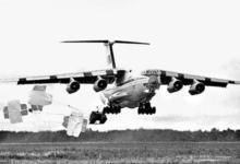 Фото Некрасивых самолётов нет. Полвека льда и пламени Николая Таликова в «Ил»