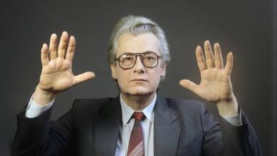 Photo of Человек, который разводил руками. Аллан Чумак как символ начала девяностых