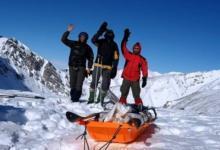Фото Пойдем на север. Россияне прошли Аляску на лыжах и открыли новый маршрут
