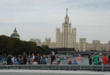 Фото В середине недели в Москве ожидается похолодание