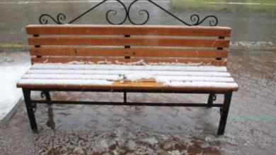 Фото В Татарстане 1 июня выпал снег