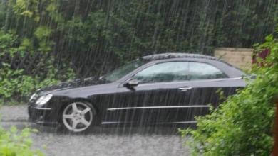 Фото МЧС предупредило москвичей об очень сильном дожде в ночь на 20 июля