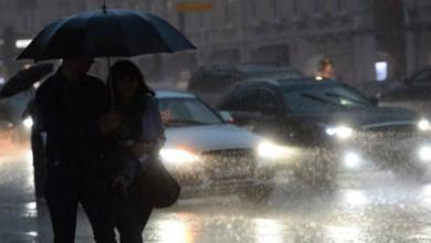 Фото В Москве за ночь выпало около половины месячной нормы осадков