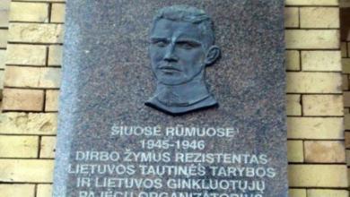 Photo of «Мой дед — коллаборационист». Внучка героя Литвы назвала его убийцей евреев