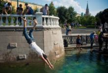 Фото Суббота стала самым жарким днем в Москве с начала года