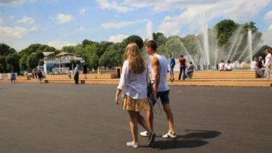 Фото К концу недели в Москву вернется жара до 29 градусов