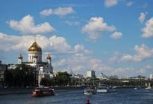 Фото В Москве ожидается аномальная жара