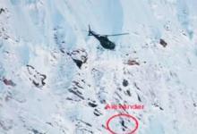 Фото «Чуть не обрушил вертолёт». Невероятная история спасения альпиниста Гукова
