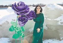 Фото Дело — труба. Как «вырастить» розы и лотосы из сантехнических материалов