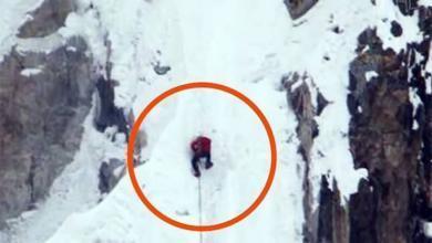 Photo of Шесть дней на скале. Подробности выживания и спасения альпиниста Гукова
