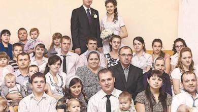 Photo of Супербабушка. У самой многодетной матери России родился 51 внук