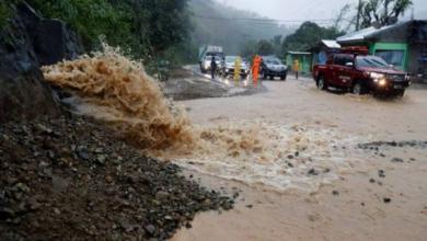 Photo of На Филиппинах из-за тайфуна «Мангхут» погибли 25 человек