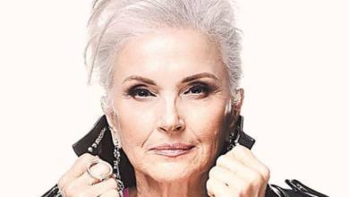 Фото Супермодель 60+. Выйдя на пенсию, Татьяна стала рекламировать нижнее бельё