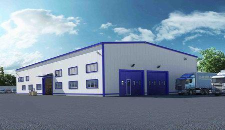 Чем отличается строительство складов Лайт Индастриал и каковы его преимущества