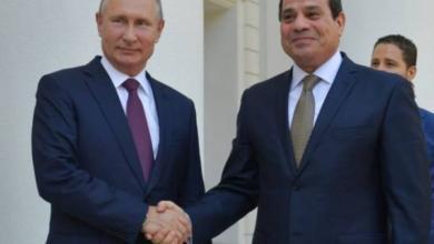 Фото Президенты РФ и Египта договорились восстановить регулярное авиасообщение