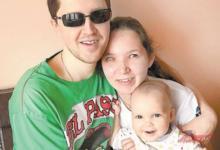 Фото Любовь не слепа. И незрячие супруги способны рожать и воспитывать детей