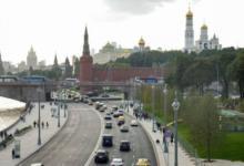 Фото В Москве атмосферное давление поднялось до рекордного показателя