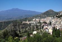 Фото При землетрясении на Сицилии пострадали четыре человека