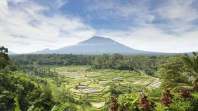Фото Российских туристов призвали не посещать районы около вулкана Агунг на Бали