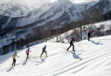 Фото В Сочи отложили открытие горнолыжных трасс из-за состояния снежного покрова