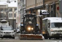 Photo of На улицы Москвы выведены около 7 тыс. единиц снегоуборочной техники