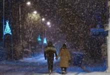 Фото Из-за холодов и снегопада в Греции закрывают школы