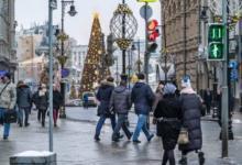 Фото «Желтый» уровень погодной опасности объявлен в Москве из-за метели